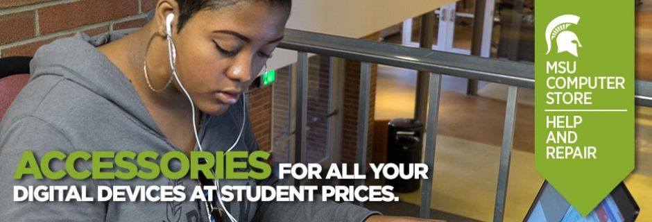 Accessories for all your digital devices at student prices