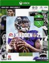 Madden NFL 21  -  Xbox One & Xbox Series X video games xbox football 73983gha