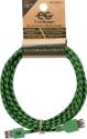 EKG USB Cable 2.0 Extension Cotton Braided & PVC