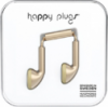 Happy Plugs Earbuds with Mic Champagne