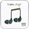 Happy Plugs In-Ear Earbuds with Mic Green Marble
