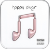 Happy Plugs Earbuds with Mic Pink Gold