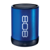 808 Audio Canz Wireless Speaker Blue Box Bluetooth