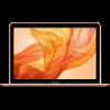 13-inch MacBook Air Retina display with True Tone 256GB - Gold (Summer 2019)