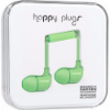 Happy Plugs In-Ear Earbuds with Mic Mint