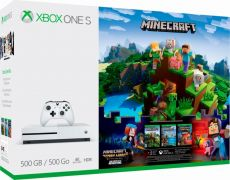 Microsoft Xbox One S Complete Adventure Bundle