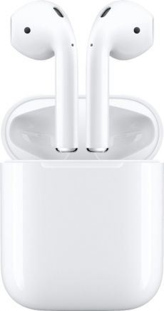 Apple - AirPods with Charging Case - White *March 2019 Airpods*