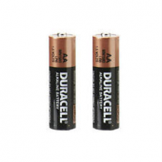 Duracell Alkaline AA - 1.5 Volt Heavy Duty General Battery - Price is per battery