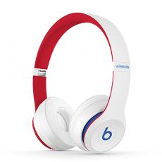 Beats Solo3 Wireless Headphones – Beats Club Collection – Club White