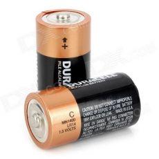 Duracell Alkaline C - 1.5 Volt Battery