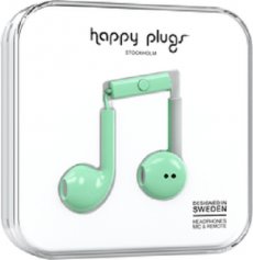 Happy Plugs Earbuds Plus - Mint