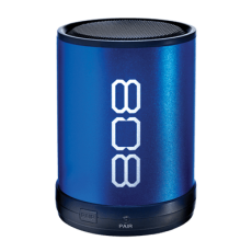808 Audio Canz Wireless Speaker Blue Box Bluetooth SALE CLEARANCE