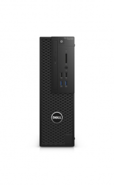 Dell Precision 3431 Desktop Workstation - Performance Desktop - (Asset Tag Included)