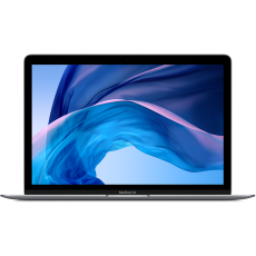 13-inch MacBook Air Retina display with True Tone 128GB - Space Gray (Summer 2019)