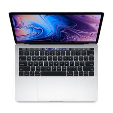 Effortless Mac 13-inch MacBook Pro with Touch Bar - Silver - May 2019 MV992LL/A
