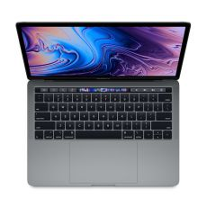 Effortless Mac13-inch MacBook Pro with Touch Bar - Space Gray - May 2019 MV962LL/A