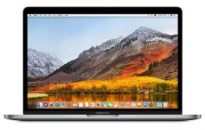 13-inch MacBook Pro with Touch Bar (2018 Model) - Space Gray - MR9R2LL/A