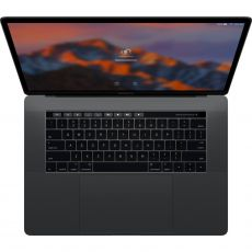 15-inch MacBook Pro with Touch Bar (June 2017): 2.8GHz quad-core i7, 256GB - Space Gray - OPEN BOX (Discount $100)