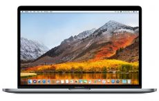 15-inch MacBook Pro with Touch Bar (2018 Model): - Space Gray - MR942LL/A