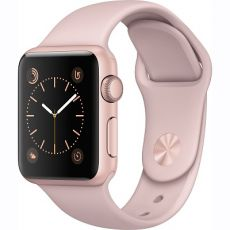 Apple Watch Series 1, 38mm Rose Gold - MNNH2LL/A