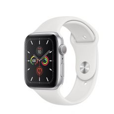 Apple Watch Series 5 Silver MWV62LL/A