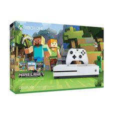 Microsoft Xbox One S - Minecraft Favorites Bundle